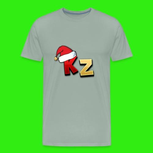 KaptainZay Christmas - Men's Premium T-Shirt