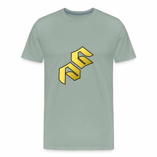 Pufflez Guild Logo - Men's Premium T-Shirt