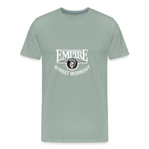 street workout shirts - Men's Premium T-Shirt