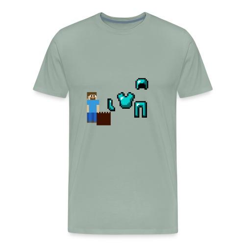 diamond aromr - Men's Premium T-Shirt