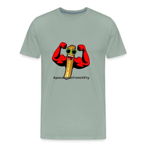 ApocalypticFrenchFry - Men's Premium T-Shirt