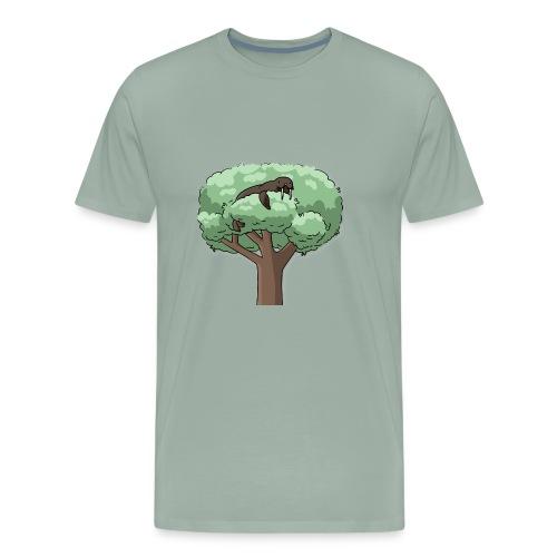 It's a WALRUS.....IN A TREE! - Men's Premium T-Shirt