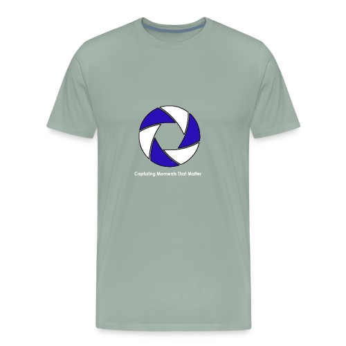 CMD Studios Logo Back - Men's Premium T-Shirt