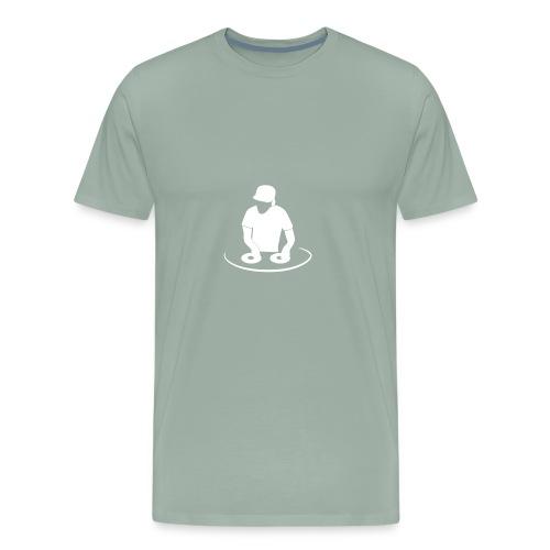 535music dj booth tee - Men's Premium T-Shirt