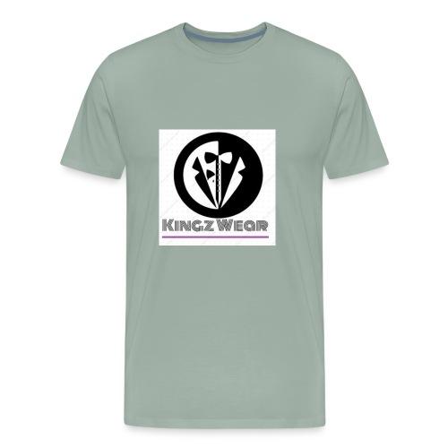 KINGZ WEAR. - Men's Premium T-Shirt