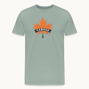 CANADA - Carolyn Sandstrom - Men's Premium T-Shirt
