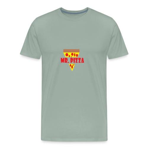 Slice of Pizza Design - Men's Premium T-Shirt