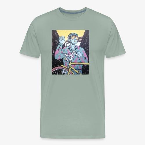 Berlin Biker - Men's Premium T-Shirt