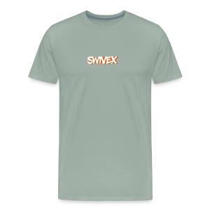 W.O. swivex line - Men's Premium T-Shirt
