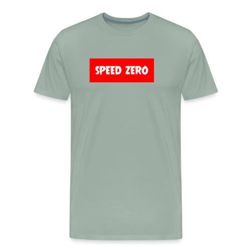 speed zero 0 - Men's Premium T-Shirt