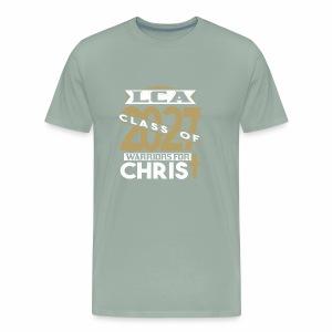 L.C.A. Class Of 2027 - Men's Premium T-Shirt