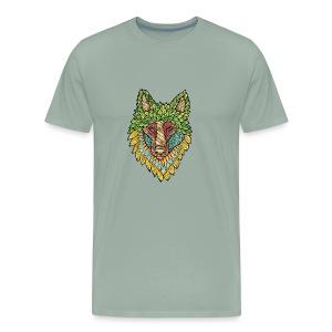 Forest Wolf - Men's Premium T-Shirt