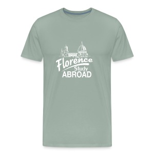 Memory from Study Abroad in Florence! - Men's Premium T-Shirt