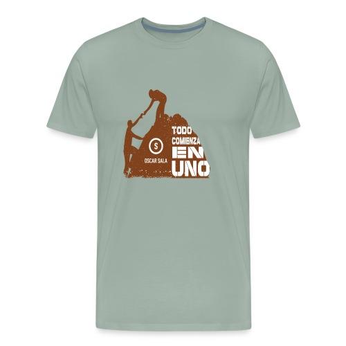 TEAM - OS - Men's Premium T-Shirt