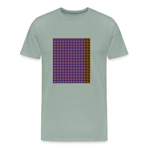 cool 3D - Men's Premium T-Shirt