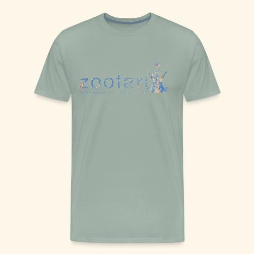 zootari official - Men's Premium T-Shirt