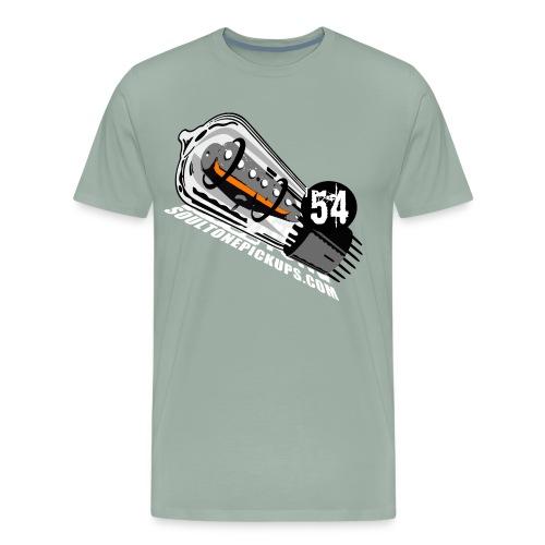 54 Historic Blues - Men's Premium T-Shirt