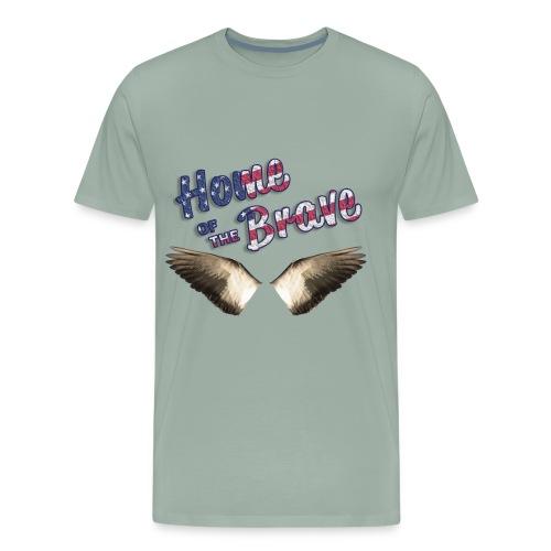 Home of the Brave - Men's Premium T-Shirt