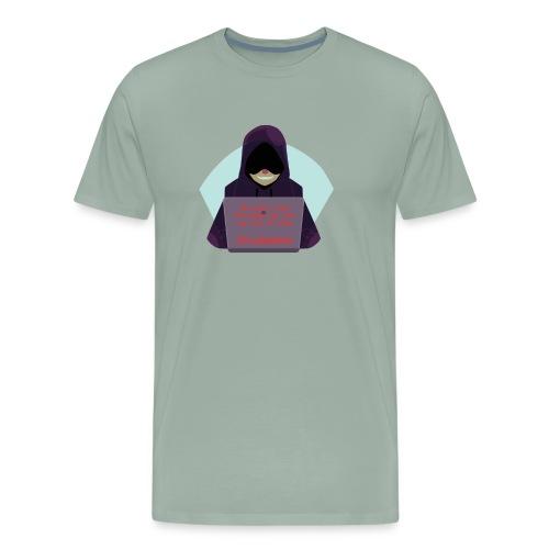 Gamer Stumedie - Men's Premium T-Shirt