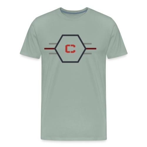 CHANNY LOGO - Men's Premium T-Shirt