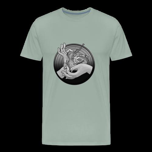 Zen Pizza - Men's Premium T-Shirt