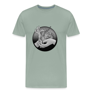Zen Pizza - Men's Premium T-Shirt