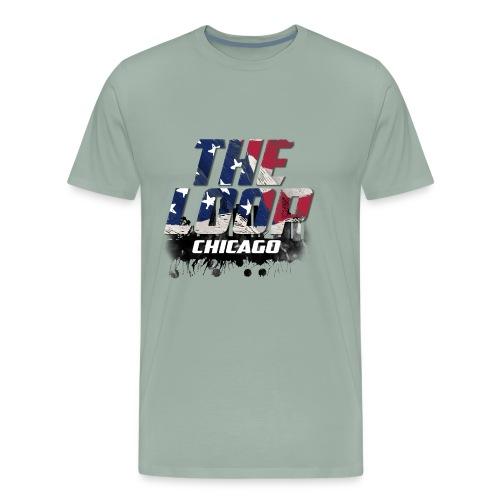 The loop - Men's Premium T-Shirt