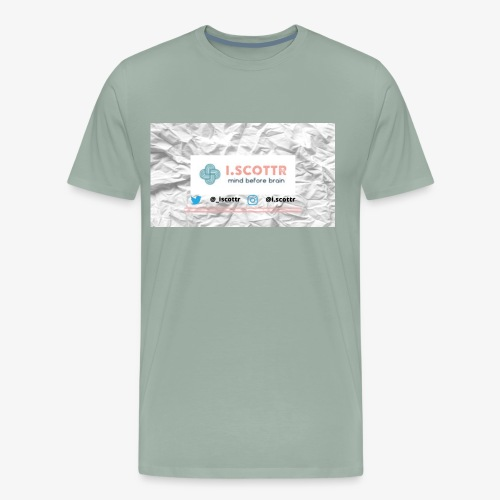 i.scottr - Men's Premium T-Shirt