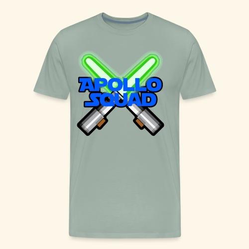 Apollo Squad Logo - Men's Premium T-Shirt