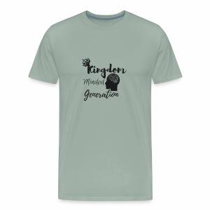 Kingdom minded generation - Men's Premium T-Shirt