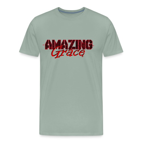 AMAZING GRACE2 - Men's Premium T-Shirt