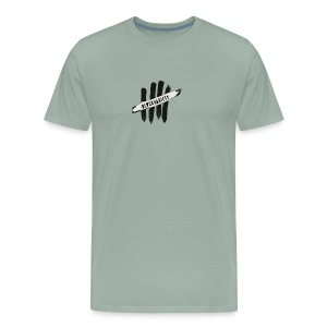 Official Black Variety Logo - Men's Premium T-Shirt