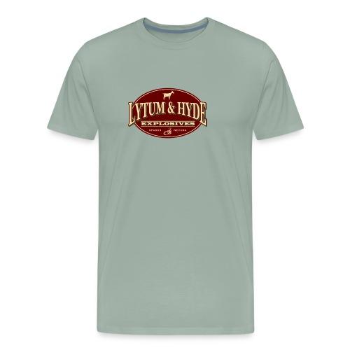 Lytum and Hyde Logo - Men's Premium T-Shirt