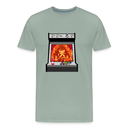 Akuma FD - Men's Premium T-Shirt