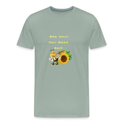 Bee Your Own Best Self - Men's Premium T-Shirt