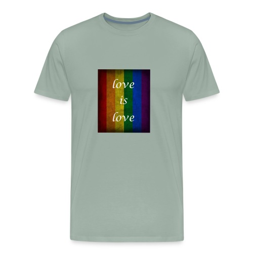 Love is Love - Men's Premium T-Shirt