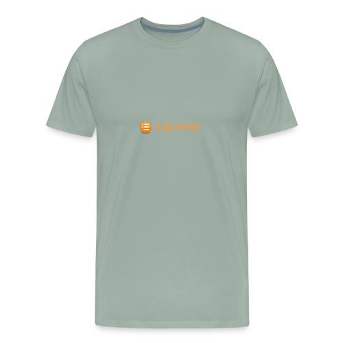Army dog tags A036-99-1488 - Men's Premium T-Shirt