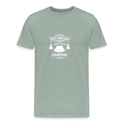 Make Best Camping Memories - Men's Premium T-Shirt
