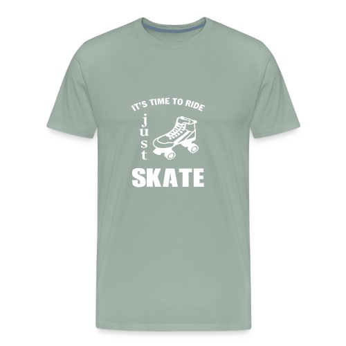 Limited Edition - TIME TO RIDE - Men's Premium T-Shirt