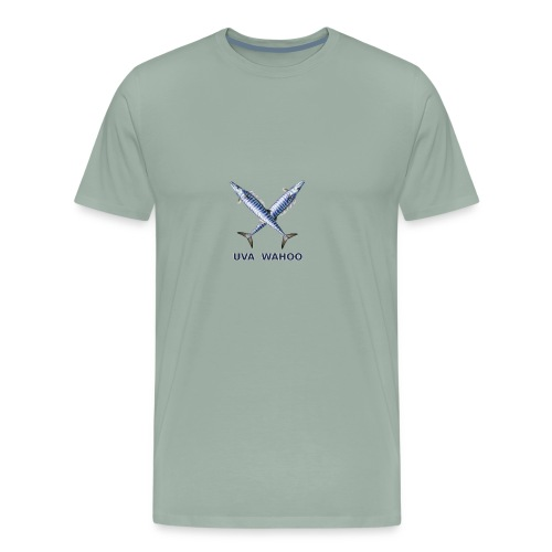 UVa Wahoo - Men's Premium T-Shirt