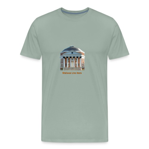 Wahoos' Playground - Men's Premium T-Shirt