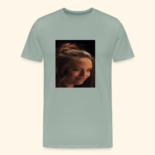 woman - Men's Premium T-Shirt