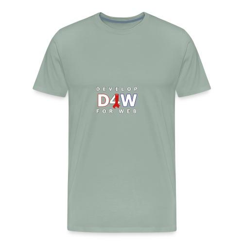 Develop For Web - Men's Premium T-Shirt