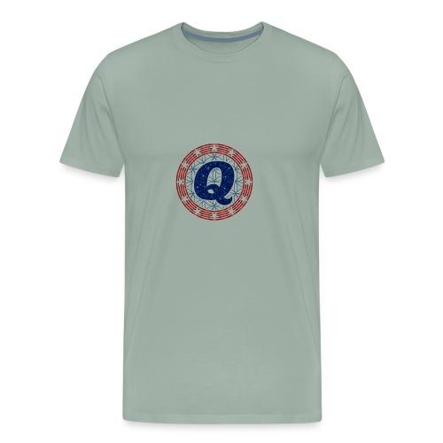 QAnon - Men's Premium T-Shirt
