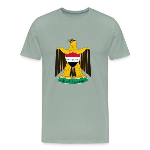 IRAQ EAGLE - Men's Premium T-Shirt