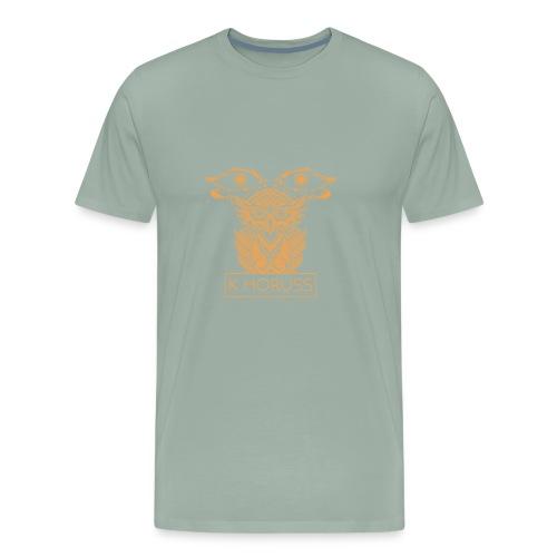 K.horuss Emblem - Men's Premium T-Shirt