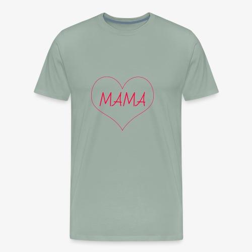 Mama to Mama - Men's Premium T-Shirt
