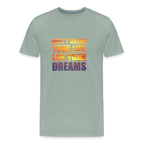 Dream s - Men's Premium T-Shirt