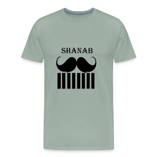 Teshirt logo - Men's Premium T-Shirt