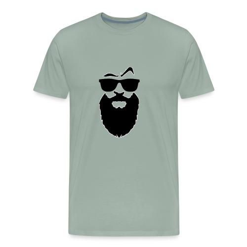 Men's shirt with scarves - Men's Premium T-Shirt